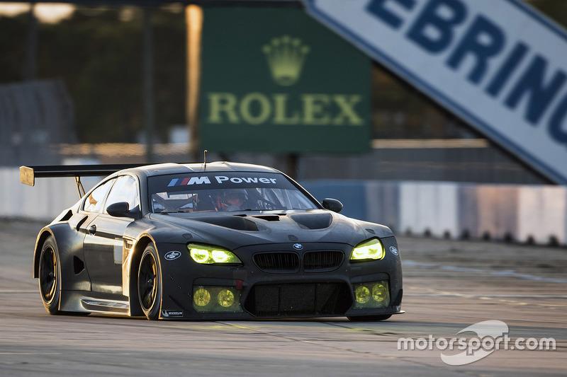 Kampioen test BMW M6 GTLM