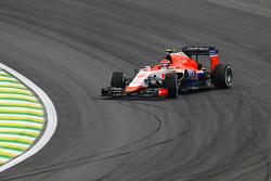 Alexander Rossi, Manor Marussia F1 Team spint