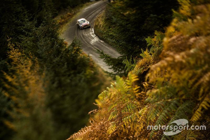 Stéphane Lefebvre en Stéphane Prévot, Citroën DS3 WRC