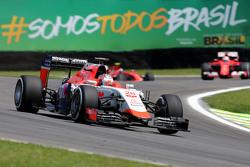 威尔·斯蒂文斯,马诺F1车队