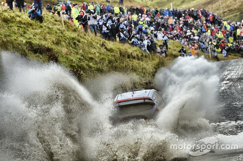 Hayden Paddon en John Kennard, Hyundai i20 WRC
