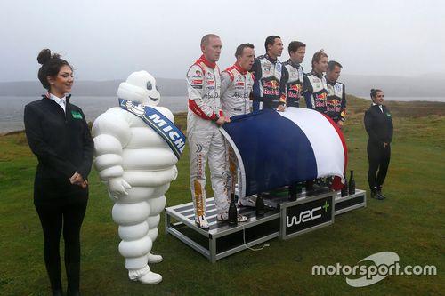 Rallye Großbritannien