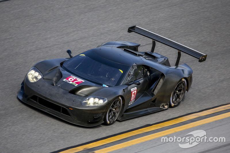 #67 Ford Performance Chip Ganassi Racing, Ford GT: Marino Franchitti