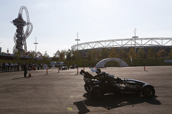 A view of London Olympic Stadium