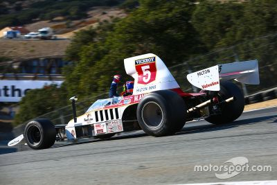 United Autosports historic race cars