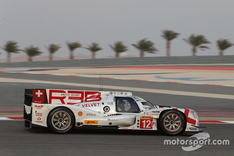 #12 Rebellion Racing, Rebellion R-One: Nicolas Prost, Mathias Beche