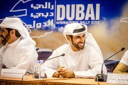 خالد القاسمي، رالي دبي الدولي 2015