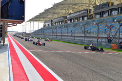 Starting grid
