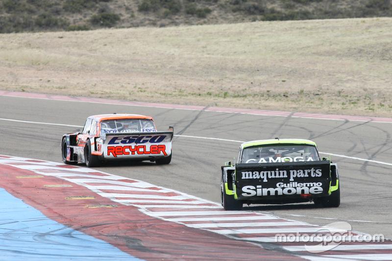 Маріано Вернер, Werner Competicion Ford, Мауро Галломбардо, Maquin Parts Racing Ford