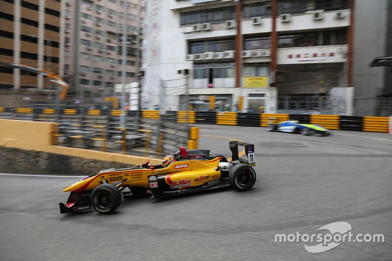 Mitsunori Takaboshi, B-Max Racing Team, Dallara Toyota