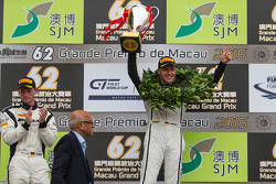 Podium: 1. Stefan Mücke, Craft-Bamboo AMR; 2. Maro Engel, Mercedes AMG Driving Academy