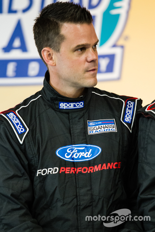 Chip Ganassi Ford GTLM driver для IMSA та Le Mans: Дірк Мюллер