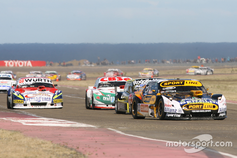 Leonel Pernia, Las Toscas Racing Chevrolet, Carlos Okulovich, Sprint Racing Torino, Juan Martin Trucco, JMT Motorsport Dodge