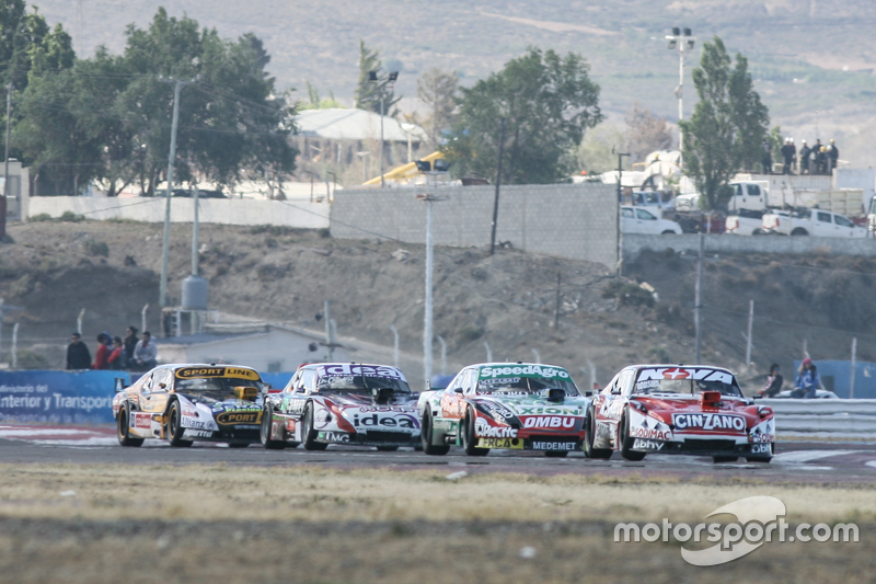 Матіас Россі, Donto Racing Chevrolet, Факундо Ардуссо, Trotta Competicion Dodge, Норберто Фонтана, L
