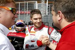 Едоардо Мортара, Audi Sport Team Phoenix