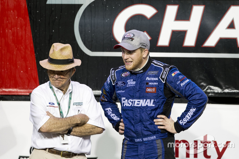 NASCAR XFINITY Series 2015 champion Кріс Бюшер, Roush Fenway Racing Ford