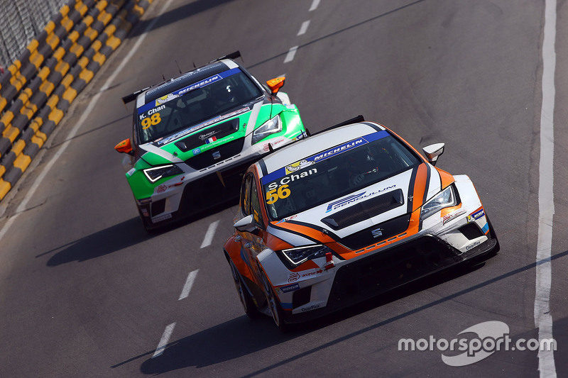 Samson Chan, SEAT Leon, Roadstar Racing Team