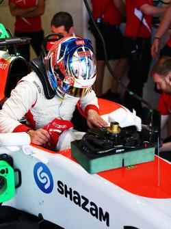 Уілл Стівенс, Manor Marussia F1 Team