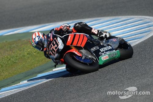 Jerez November testing II