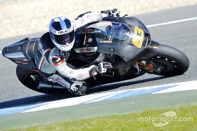 Майк Ді Меліо, Aprilia Racing Team Gresini