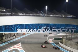 Sergey Sirotkin, Rapax, Rene Binder, MP Motorsport and Stoffel Vandoorne, ART Grand Prix