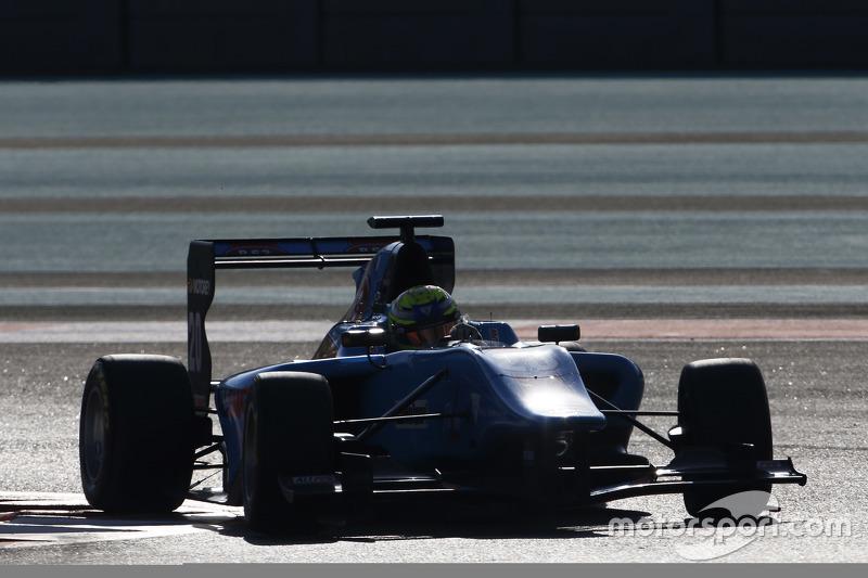 Abu Dhabi - Pal Varhaug, Jenzer Motorsport
