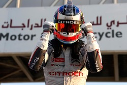 Володар поулу Хосе Марія Лопес, Citroën C-Elysée WTCC, Citroën World Touring Car team