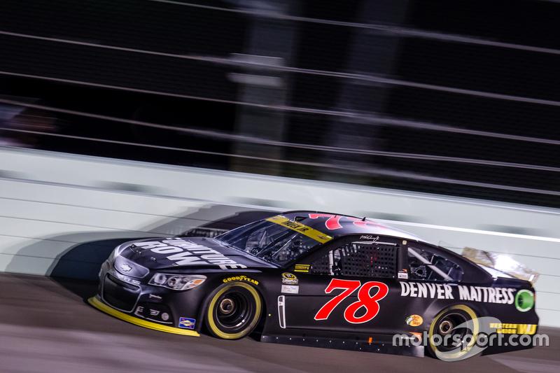 Martin Truex Jr. (Furniture-Row-Chevrolet): Vierter mit P12 im Rennen