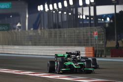 Marlon Stockinger, Status Grand Prix devant Nathanael Berthon, Team Lazarus