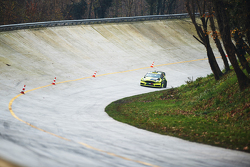 Valentino Rossi and Carlo Cassina, Ford Fiesta