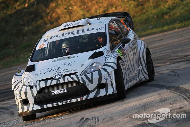 Mirko Puricelli та Loris Pala, Ford Fiesta