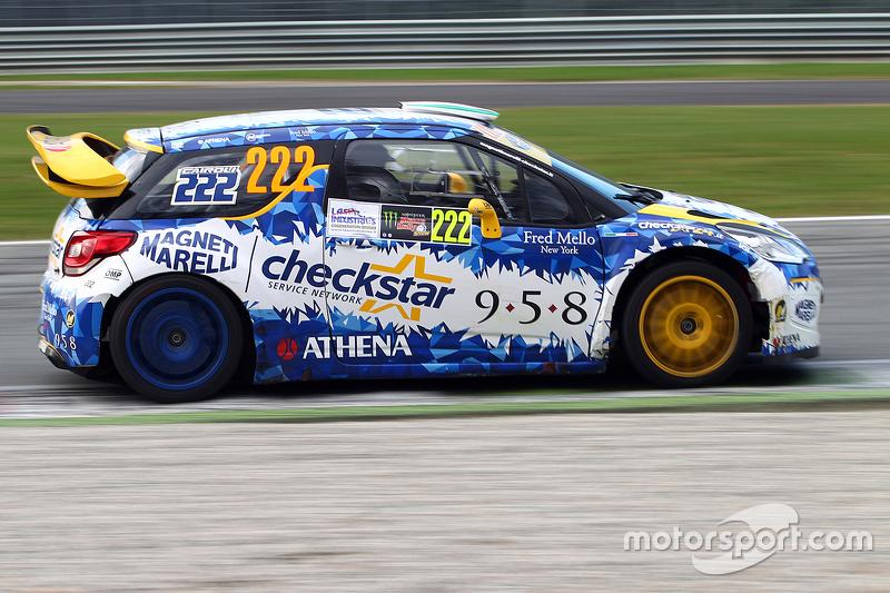 Tony Cairoli and Matteo Romano, Citroën DS3