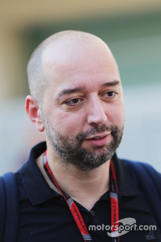 Gerard Lopez, Lotus F1 teambaas