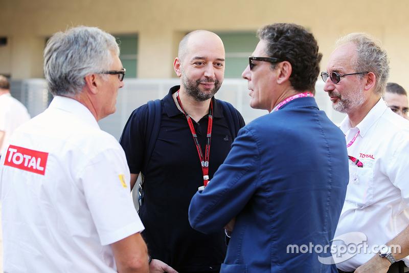 Gerard Lopez, Lotus F1, Team Principal