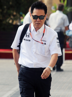 Yasuhisa Arai, Director General de Honda Motorsport