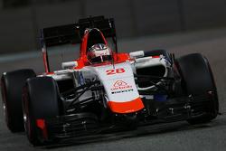 Уилл Стивенс, Manor Marussia F1 Team