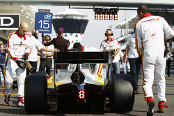 Ріо Нарьянто, Campos Racing