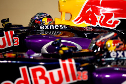 Daniil Kvyat and Daniel Ricciardo, Red Bull Racing RB11