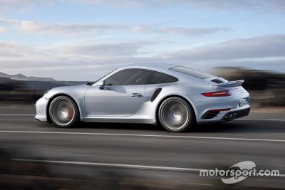 Präsentation: Porsche 911 Turbo