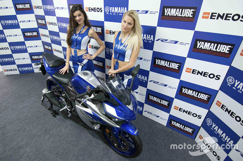 Yamaha-Gridgirls