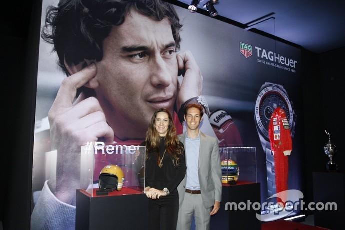 Tag Heuer lança Senna Special Edition
