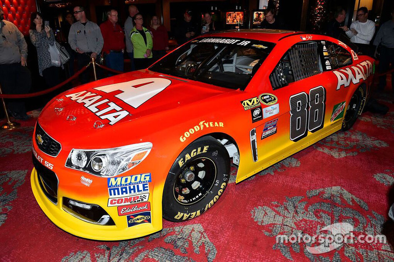 Your favorite dale jr. Paint scheme: nascar.
