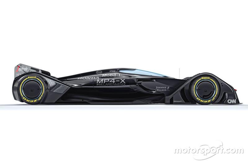 McLaren MP4-X (2015)