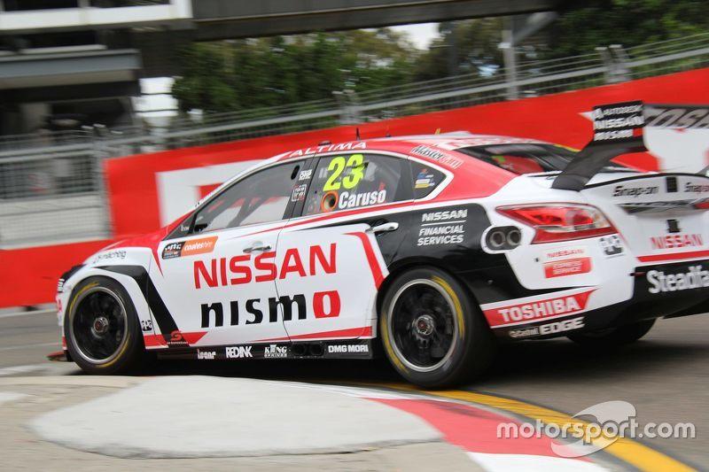 Майкл Карузо, Nissan Motorsports