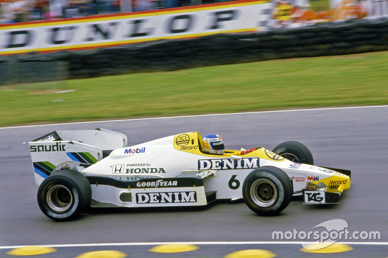 1984: Williams FW09B
