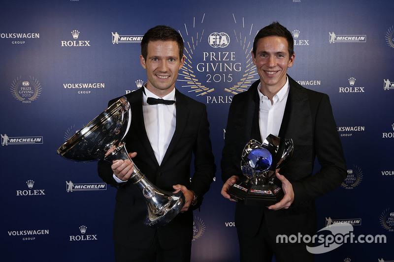 Sébastien Ogier und Julien Ingrassia, Volkswagen Motorsport