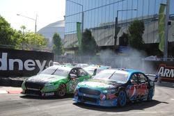 Mark Winterbottom, Prodrive Racing Australia Ford, dan David Reynolds, Rod Nash Racing Ford