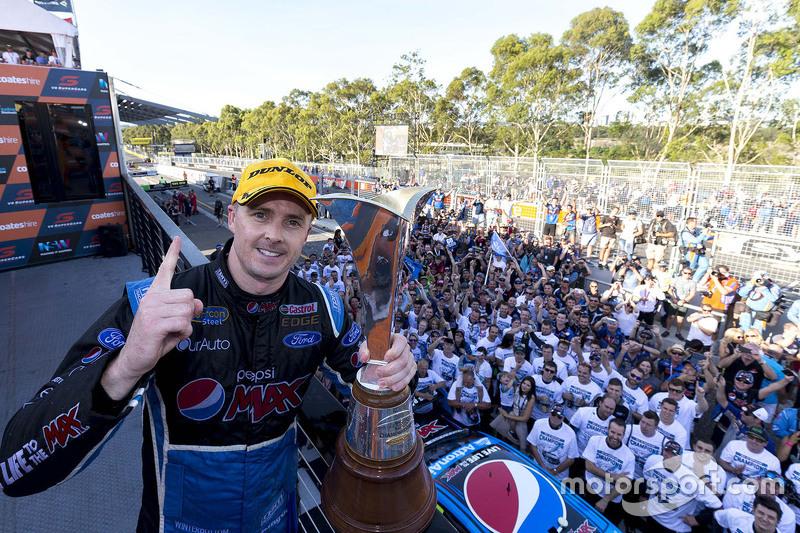 V8-Supercars: Mark Winterbottom (Australien)
