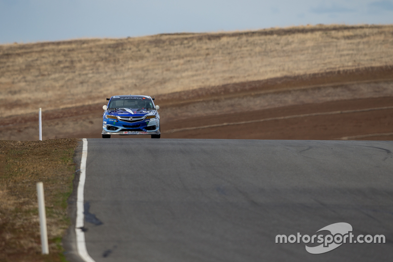 #27 THRW Acura Motorsports, Acura ILX