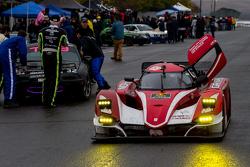 #69 Gryphon Racing, Praga R1: Joseph Barone, Danny van Dongen